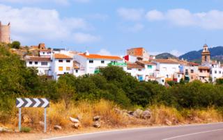 Despoblación en el interior de Castellón